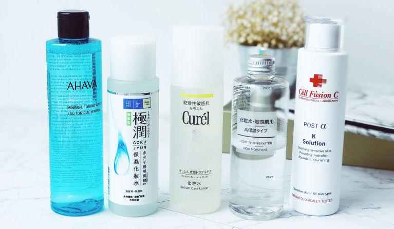 【平價化妝水推介】女生都用它來改善皮膚!實測網友好評5大化妝水,有效濕敷、去角質、收毛孔、抗敏✨
