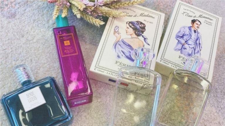 【紀念日禮物】香水浪漫絕配👩❤️👨情侶裝香水推介!看得到的香氣令人一見鍾情,一聞愛上