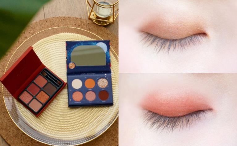 【台灣美妝推介】超美六色眼影只需$80!兩大高CP值眼影盤:又平又靚又實用👀