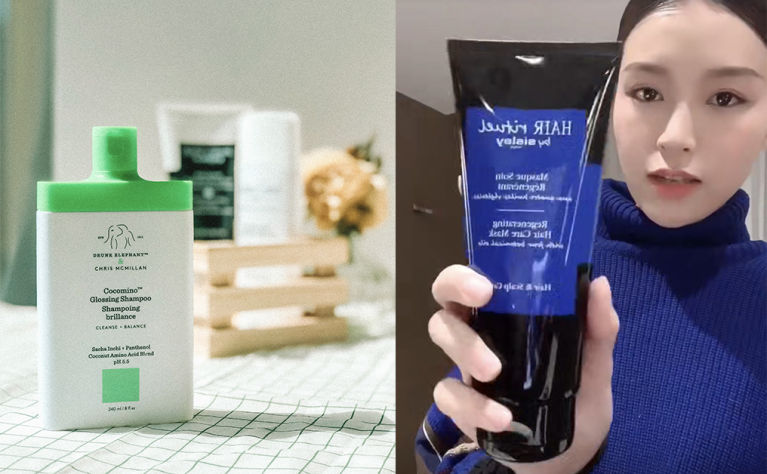 【貴婦品牌洗頭水💆🏻】洗頭水愈少泡愈天然?3款好用鎖色洗頭水推薦:不含硫酸鹽