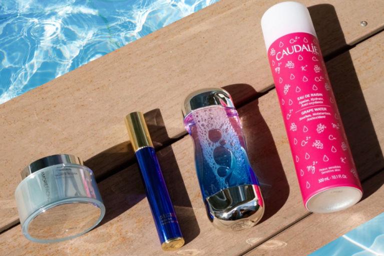 ☀️急救夏日乾燥肌|清爽+不黏膩+極保濕產品推介有什麼?Ipsa限量漸變流金水登場!☀️
