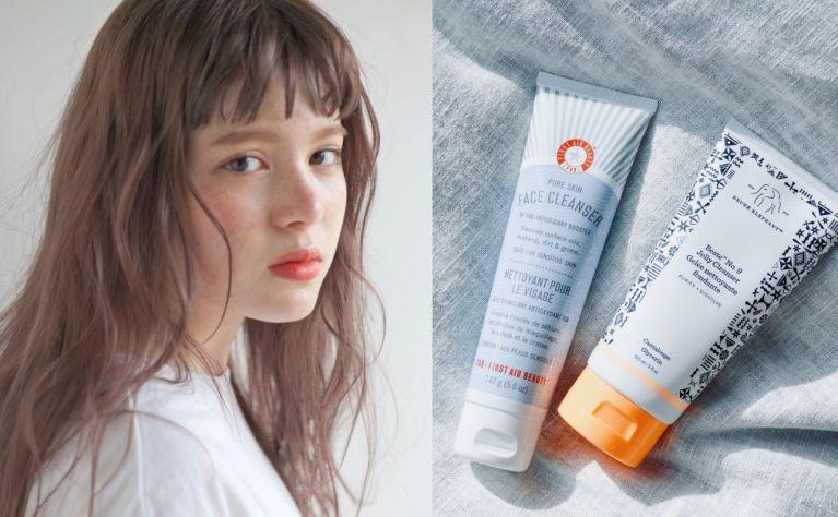 【敏感潔面】歐美人氣敏感肌護膚品牌|實評兩款敏感肌適用卸妝洗面同步潔面產品
