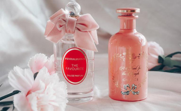 2支粉紅控抗拒不了的復古奢華香水💕Gucci+Penhaligon's「小粉瓶」值得入手