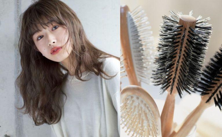 【梳頭護髮】早上這樣梳頭有助防脫髮|健康髮絲關鍵在梳頭技巧和一個高質髮梳...