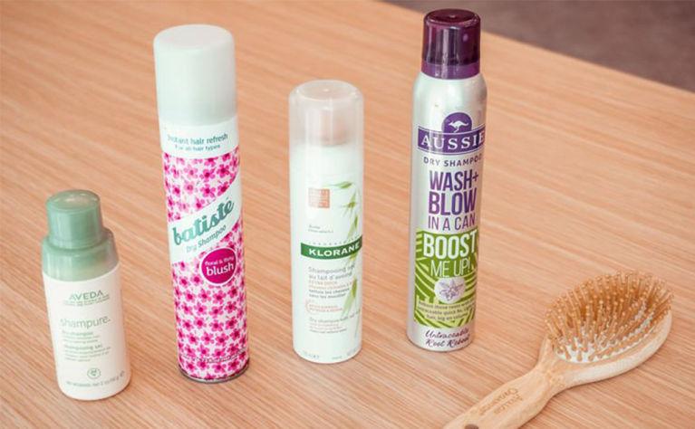 【Dry Shampoo 免沖洗頭髮噴霧實測】立即解決頭臭、頭油!原來這支又平最好用...