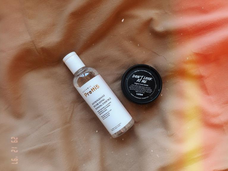 抗疫期3大護膚重點|長戴口罩皮膚更敏感 純素新鮮面膜爽膚水為肌膚徹底排毒