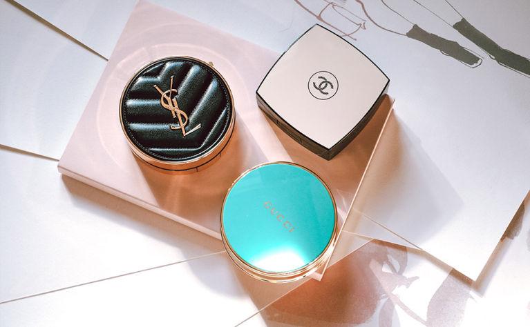 編輯試用全新YSL+Chanel+Gucci漂亮粉盒✨超貼服、粉質幼細、值得收藏!