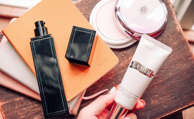 妝前底霜Primer應怎樣選擇?3大新手必學的貼服底妝、防止出油上妝技巧