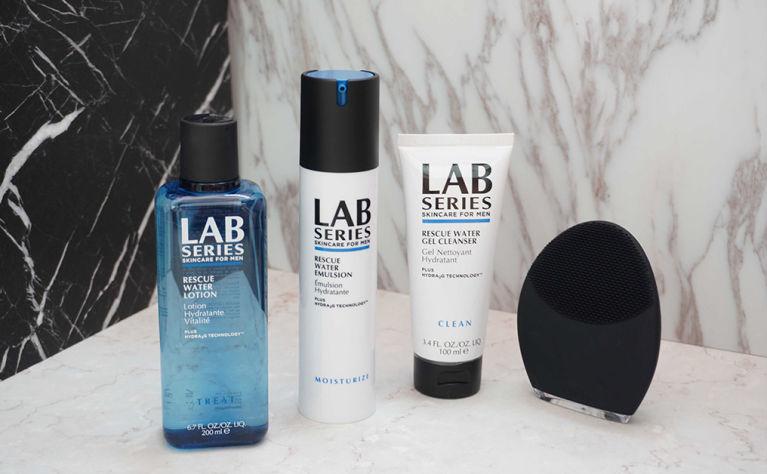 在家幫男友護膚增進感情👩❤️👨男士必備護膚品推介丨簡易三寶保濕、清潔、去暗瘡