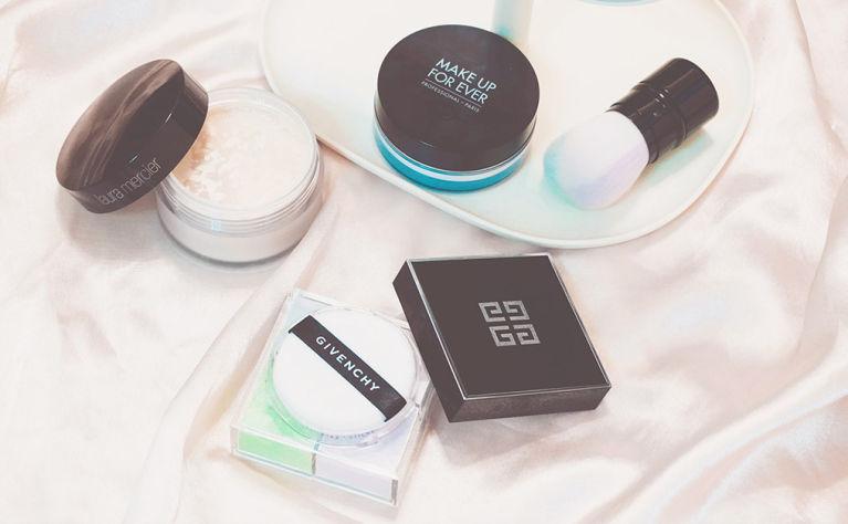編輯實證Top 3「零粉感」透明定妝碎粉|除油光、防浮粉、防溶妝、增強祼妝感
