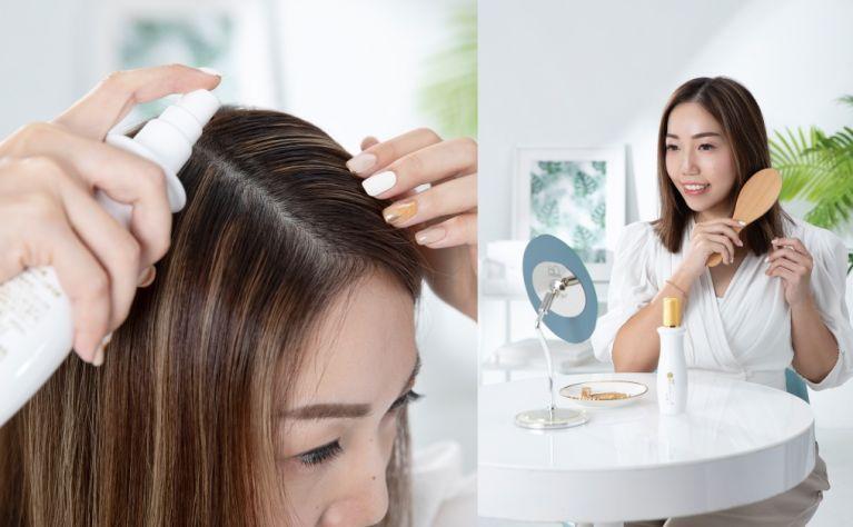 經常漂染頭髮扁塌怎麼辦?編輯推介日本好用育髮精華 強健頭皮髮根防脫髮