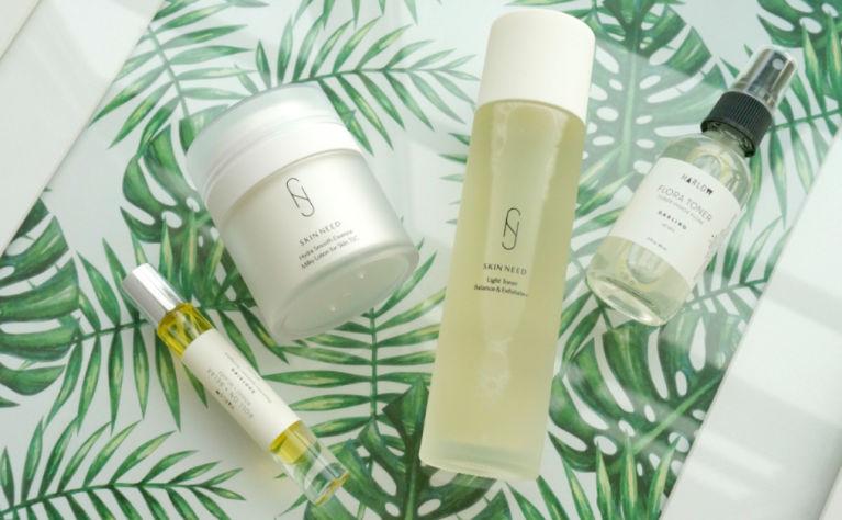 編輯極推兩大純天然護膚品牌|Skin Need+Harlow香港終於買到:給肌膚最無染體驗