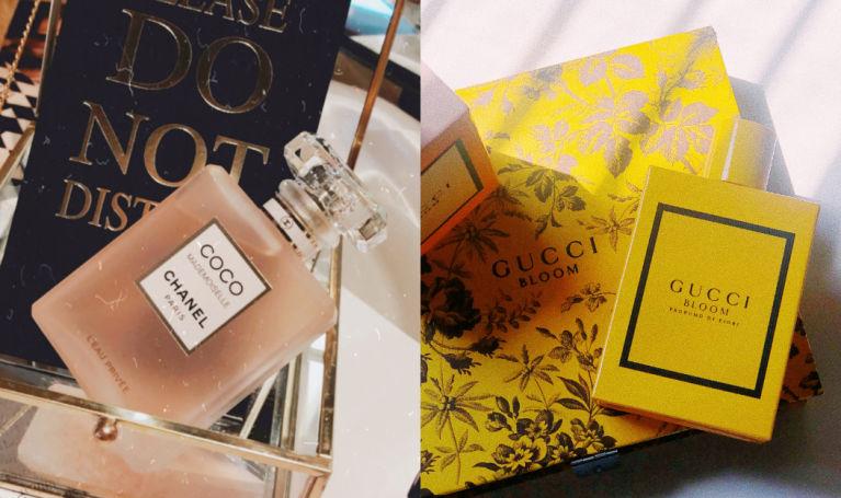 花香調香水推介|最新Chanel晚間香水+Gucci Bloom Profumo di Fiori香氛💛2020必入香水推薦