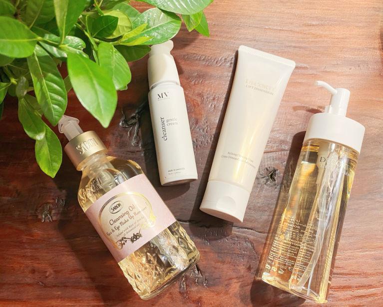 卸妝油、卸妝乳比較+推薦💦Sabon、Decorté新系列產品開箱試用