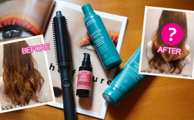 急救乾旱雜草頭髮 全新Ghd Rise電熱豐盈捲+3大護髮產品:輕鬆做出自然捲髮造型