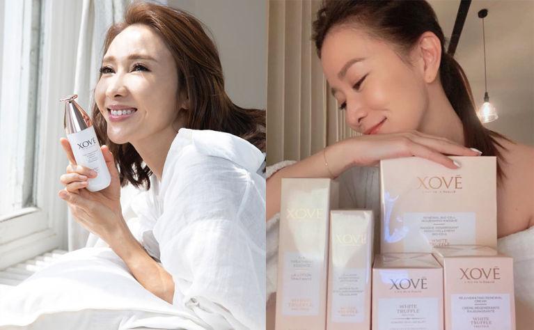 黎姿、佘詩曼愛用貴婦護膚品牌產品推介!白松露 VS 白珍珠成分,哪款凍齡功效更好?