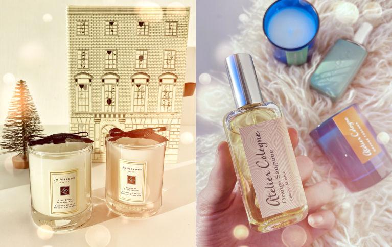 聖誕香薰|開箱Jo Malone、Atelier Cologne蠟燭禮物套裝🎁Buly 1803這款根本是藝術品!