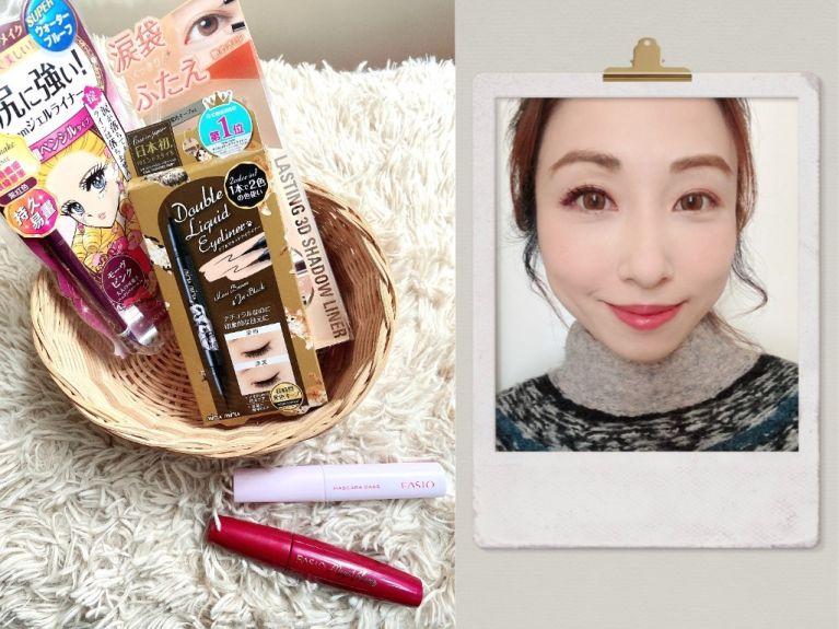 2021開架美妝|Donki @cosme store必買好用日本眼線液、眼線筆、睫毛膏推薦