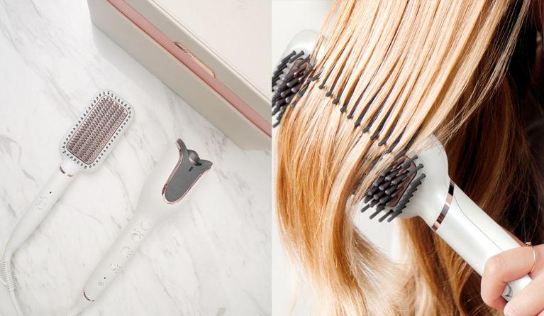 美髮造型套裝+髮尾油推介|手殘女適用!女神直髮、曲髮都是這樣Set的