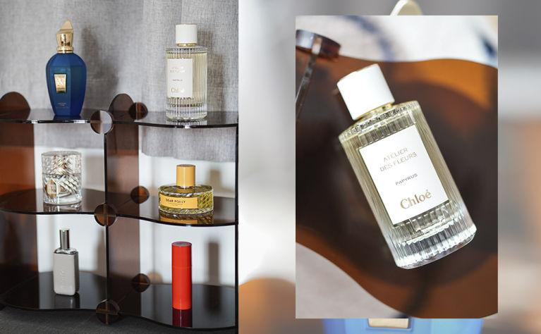 celebrity favorite fragrances