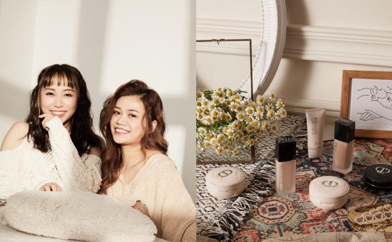 2021底妝產品推介|編輯實試 Dior 最新恆久貼肌氣墊蜜粉:滋潤持久😍春夏必備 化妝同時護膚!