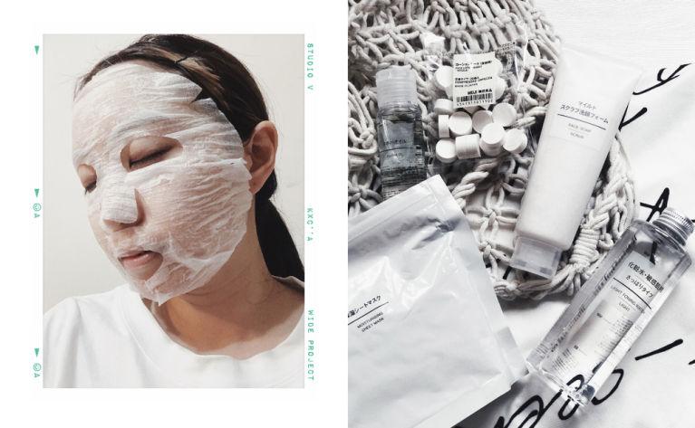 無印良品MUJI護膚好物+雷品分享|推介$55爽膚水、$88可可巴油|還有公開中伏雷品,千萬不要買!