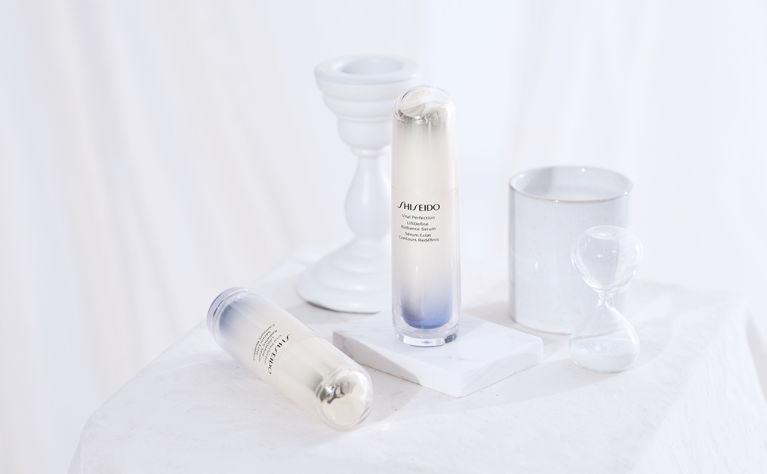 Cosmo cert Shiseido Vital Perfection LiftDefine Radiance Serum
