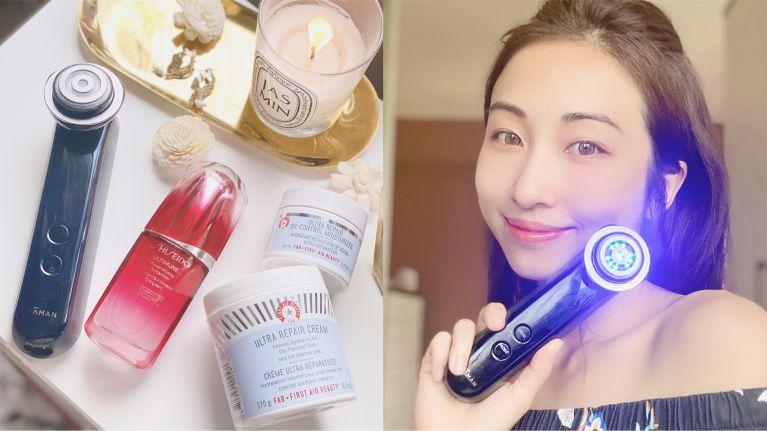 捱夜也不怕!編輯推薦4款急救美肌好物:YA-MAN MAX RF射頻美顏儀、 Shisheido Ultimune、First Aid Beauty面霜