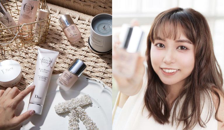 日夜護膚抗衰老保養法!給肌膚深度修護:Dior 完美活能系列+全新精華粉底液