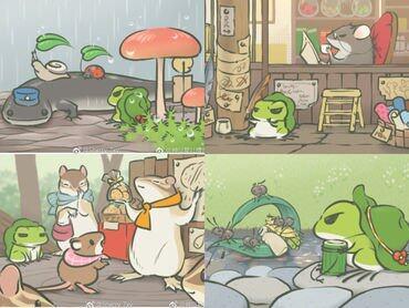終於唔洗驚我隻蛙無朋友!旅行青蛙稀有明信片收集方法大公開