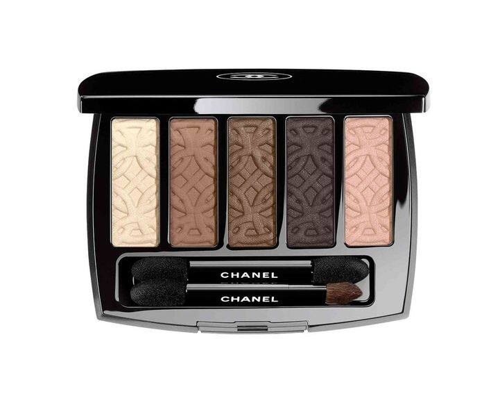 CHANEL CRÉATION EXCLUSIVE 眼影組合 售價: HK$555 / 6g