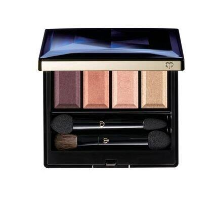 Cle de Peau Eye Color Quad 四色眼影