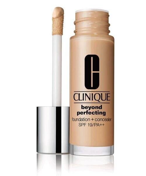CLINIQUE Beyond Perfecting Foundation + Concealer SPF 19 PA++ 完美極緻遮瑕粉底