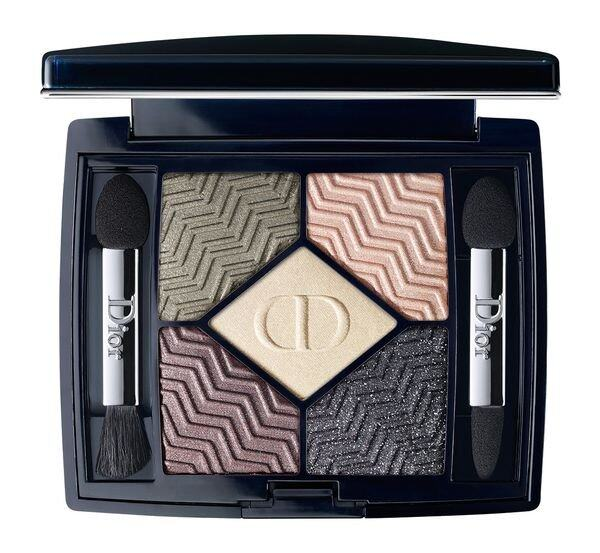 Dior, 5 COULEURS STATE OF GOLD五色眼影