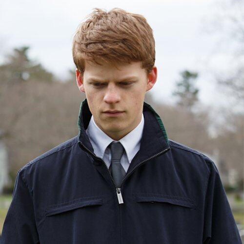 奧斯卡Lucas Hedges