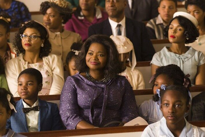 奧斯卡Octavia Spencer