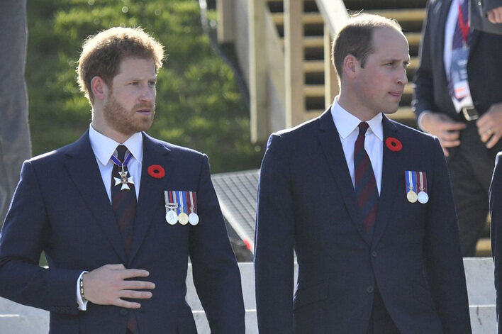Prince Harry Prince Williams