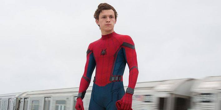 Tom Holland 蜘蛛俠