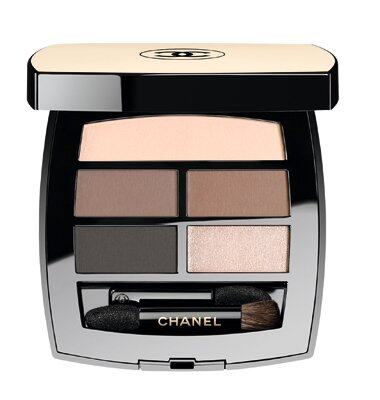 Chanel Les Beiges 自然亮肌眼影眉粉組合
