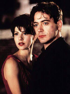 Marisa Tomei Robert Downey Jr.
