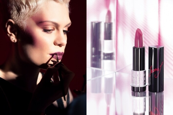 jessie j artist rouge light make up for ever