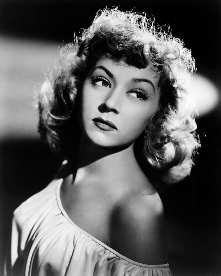 Gloria Grahame (photo: Getty Images)