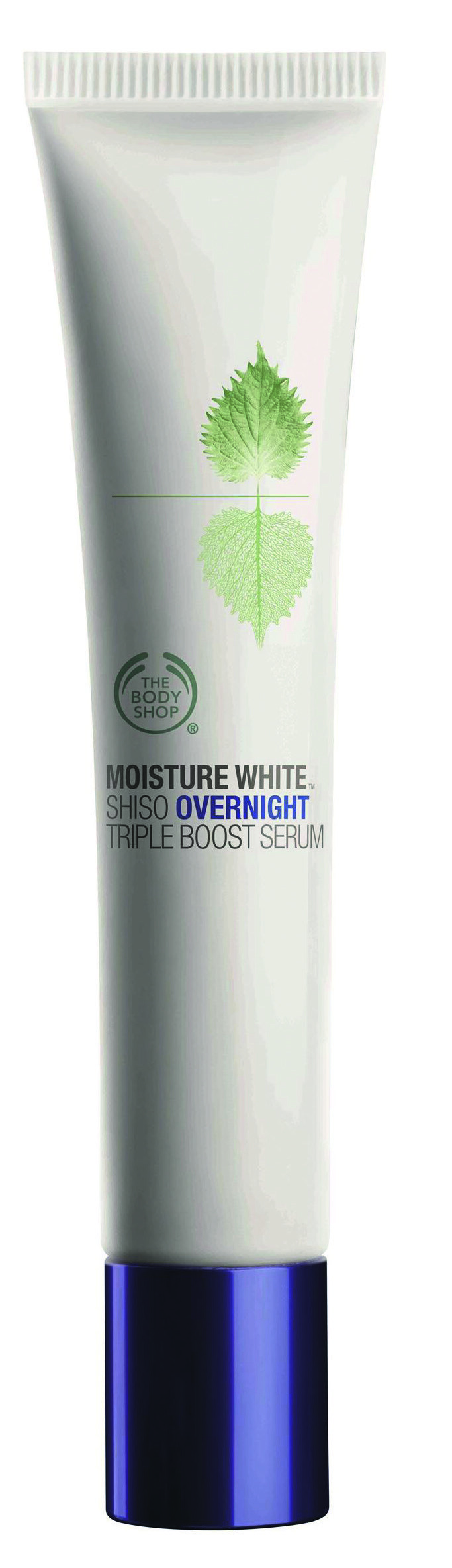 The Body Shop Moisture White™ Shiso Overnight Triple Boost Serum
