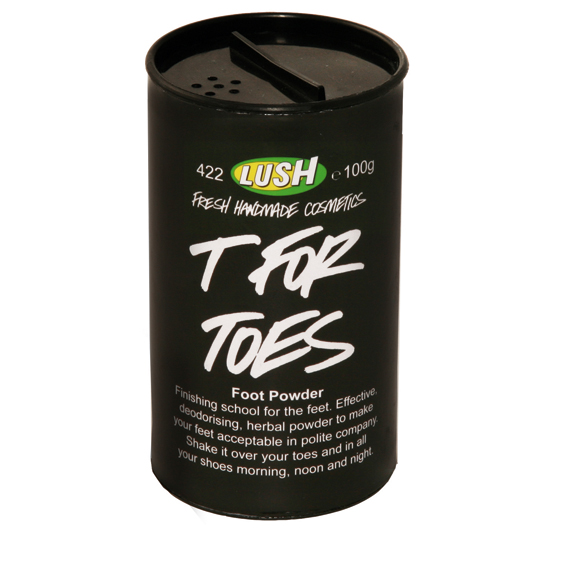 Lush T for Toes(HK$115)