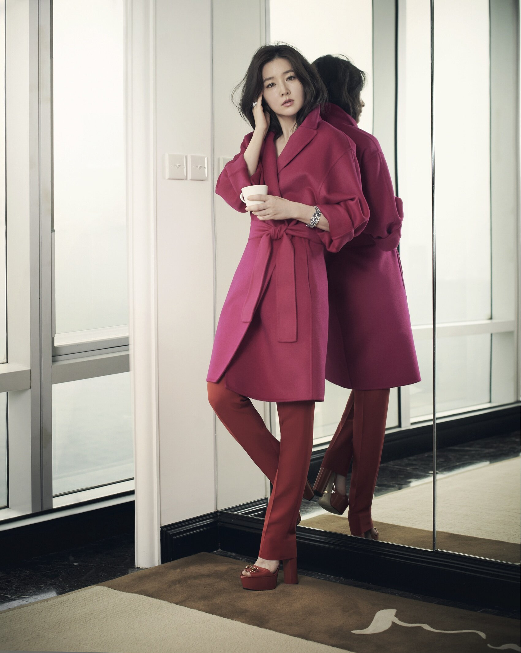 Lee Young Ae cover 2
