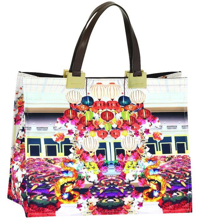 Longchamp x Mary Katrantzou