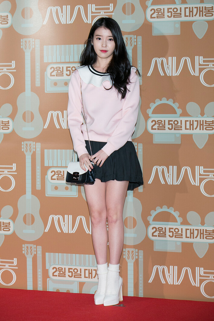 IU (photo: Getty Images)
