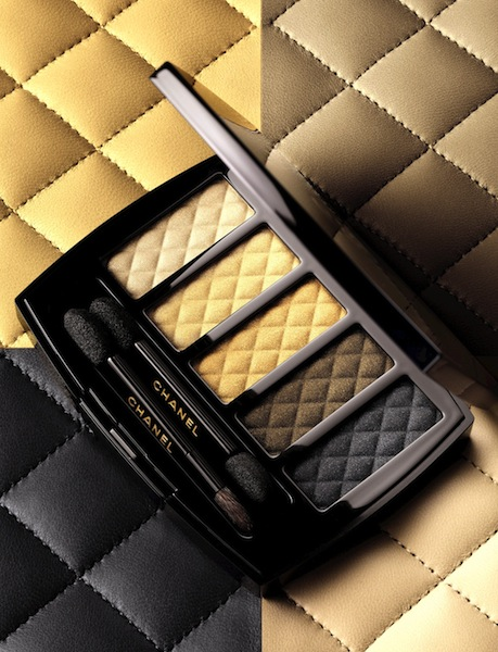 CHANEL OMBRES MATELASSEES眼影