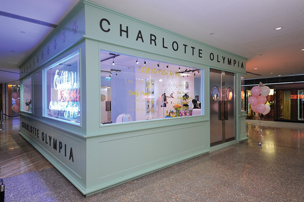 Charlotte Olympia shop