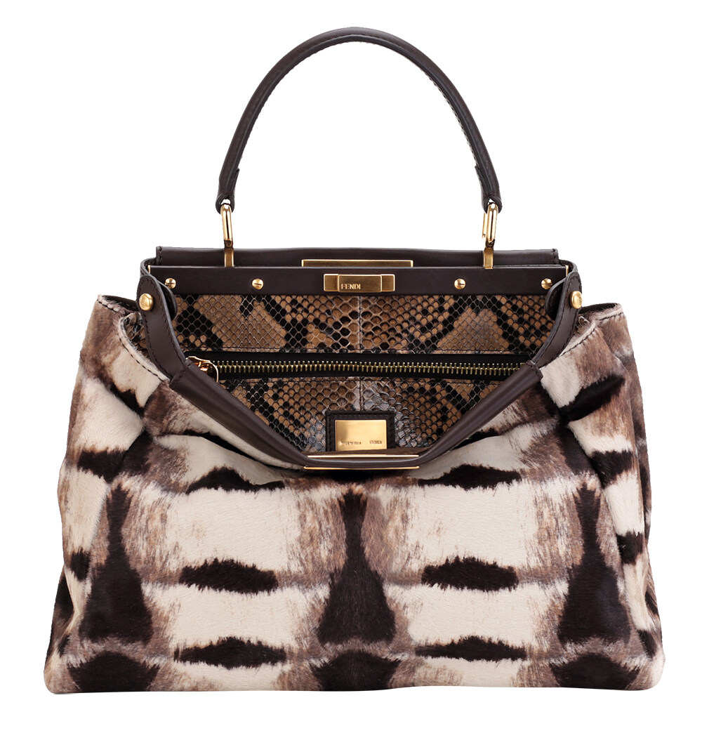 Fendi Mini Peekaboo